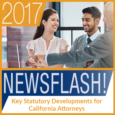 2017 NewsFlash Business Law