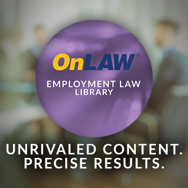 OnLAW Employment Law Library