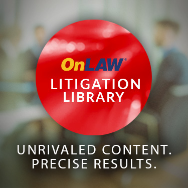 OnLAW Litigation Library