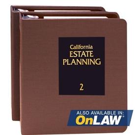 Picture of California Estate Planning