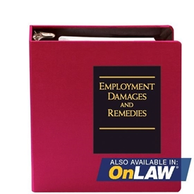 Employment Damages and Remedies
