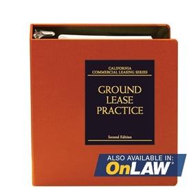 Ground Lease Practice