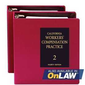 California Workers' Compensation Practice