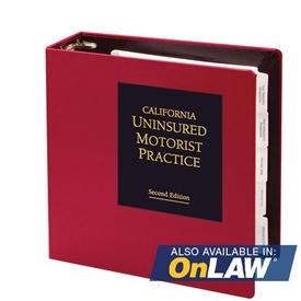 California Uninsured Motorist Practice