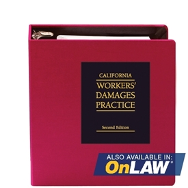 California Workers' Damages Practice