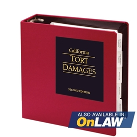 Picture of California Tort Damages