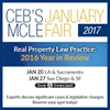 Real Property Law Practice: 2016 Year in Review