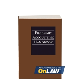 Fiduciary Accounting Handbook