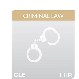 Criminal Prosecution and Defense of Marijuana Businesses » On Demand