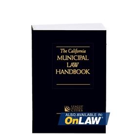 The California Municipal Law Handbook 2020