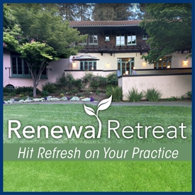 Renewal Retreat 2017: Hit Refresh on Your Practice