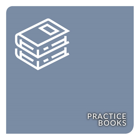 Show products in category Practice Books