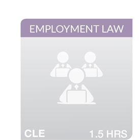 Key Developments in Employment Law 2018