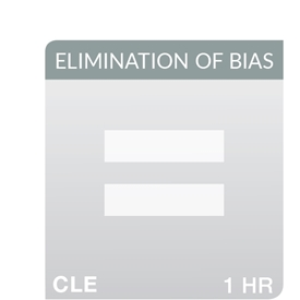 Key Developments in Elimination of Bias