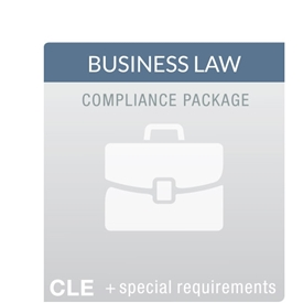 Business Law MCLE Compliance Package