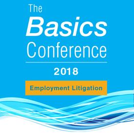 Basics Conference 2018: Settlement