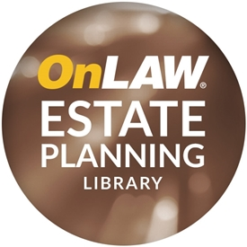 OnLAW Estate Planning Library