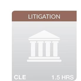 Key Developments in California Appellate Practice 2019