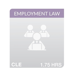 COVID-19: Employment Law Issues Arising from Employer Response